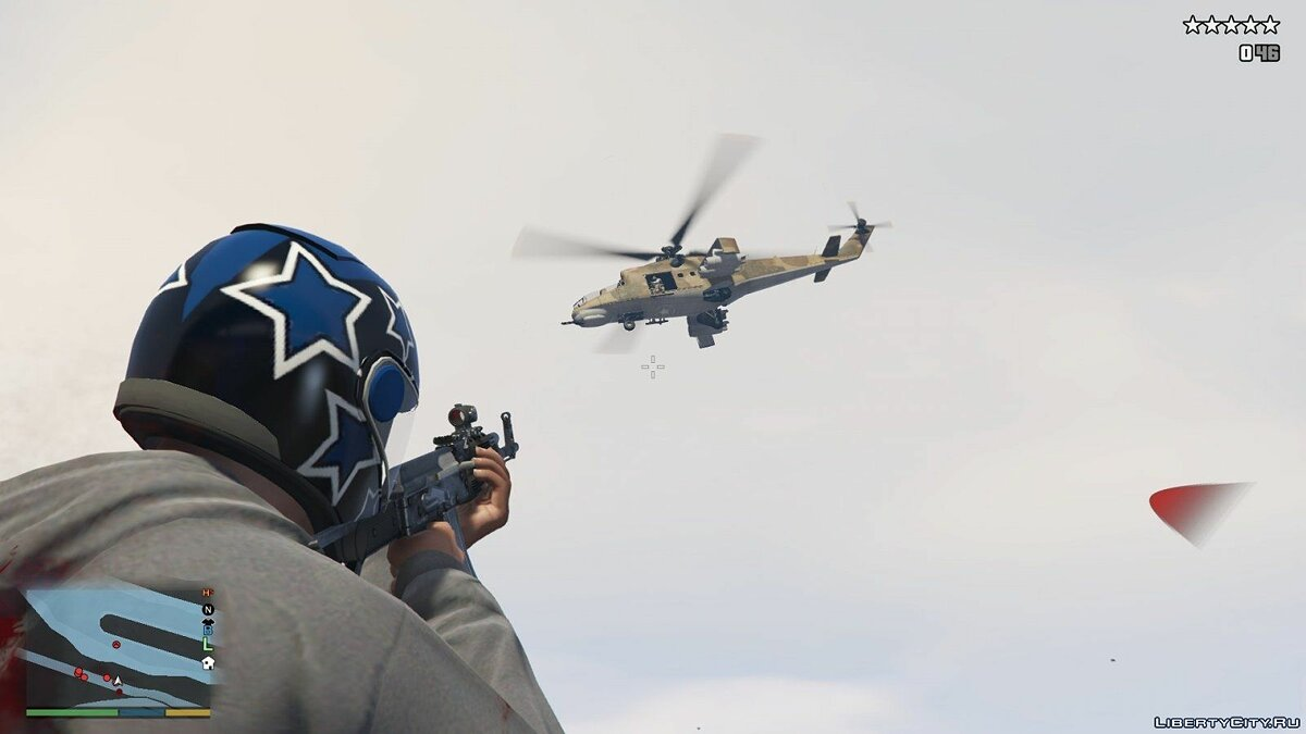 The Army Spawns at Five Stars v1.1 for GTA 5 - screenshot #2