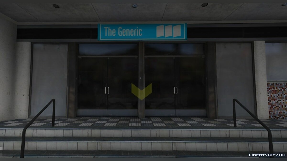 Script mod Stay at the hotel for GTA 5