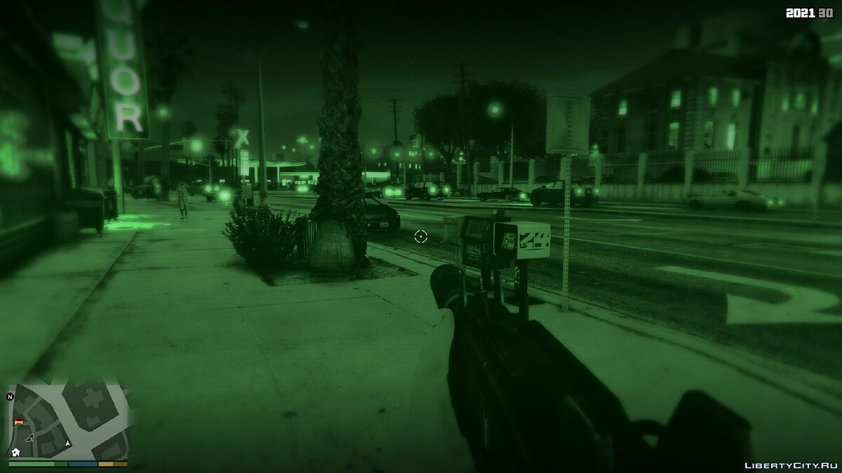 Toggle Night / Thermal Vision (+ scope-only mode) [LUA] 1.3.2 for GTA 5 - Картинка #5