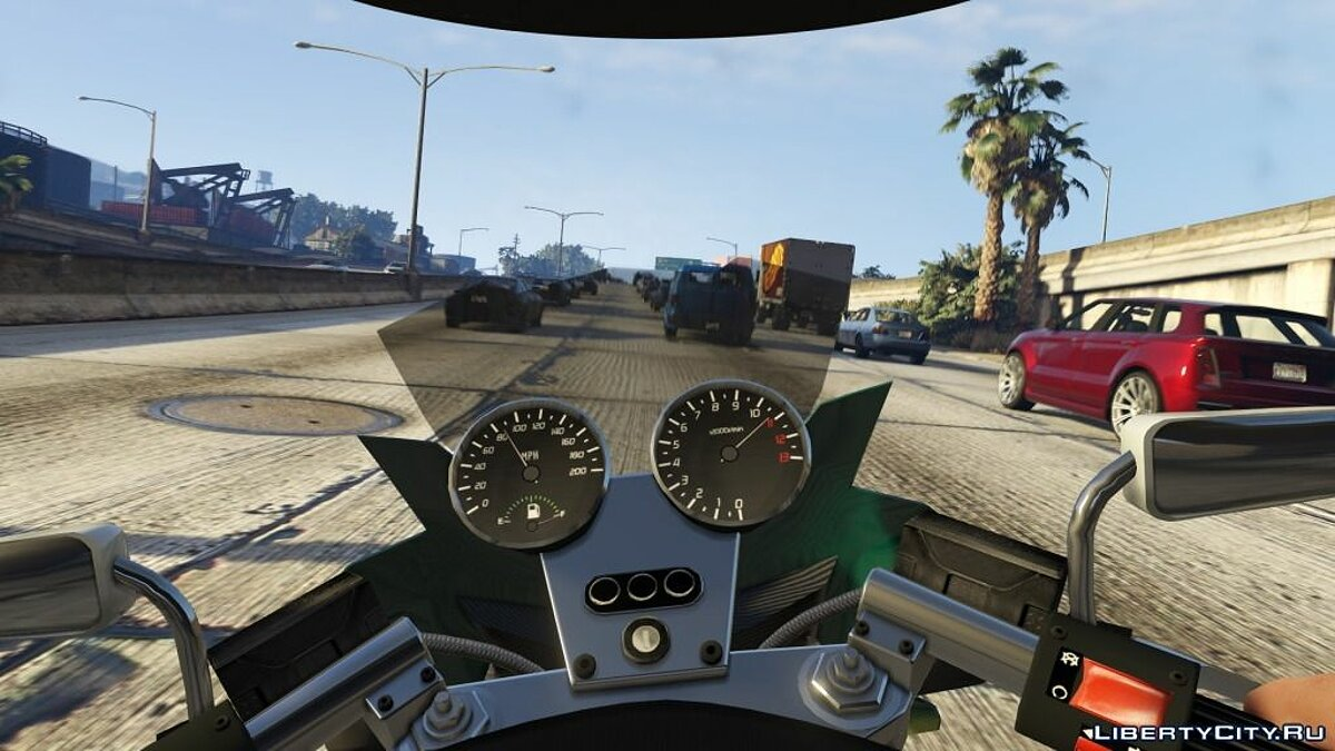 Vehicle Controller Ultimate v0.5.1 for GTA 5