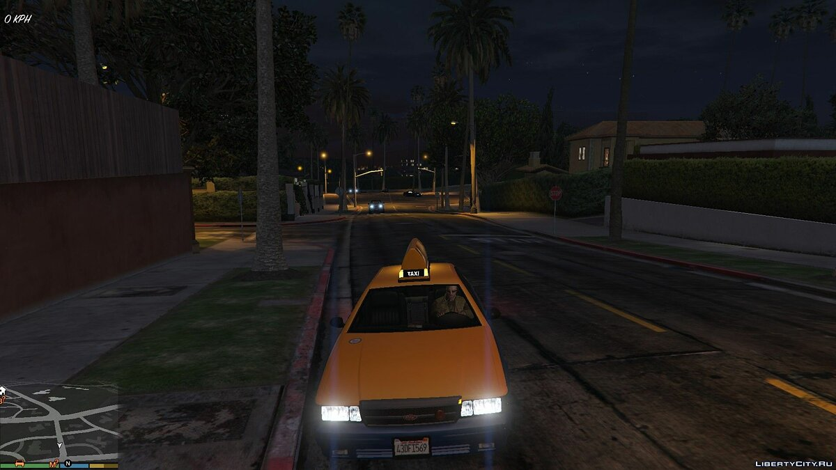 Ultimate vehicle controller v0.4 for GTA 5 - screenshot #2