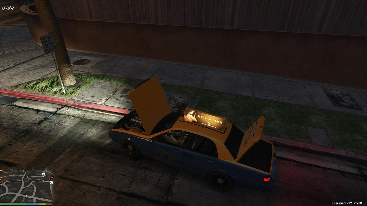 Ultimate vehicle controller v0.4 for GTA 5 - screenshot #3