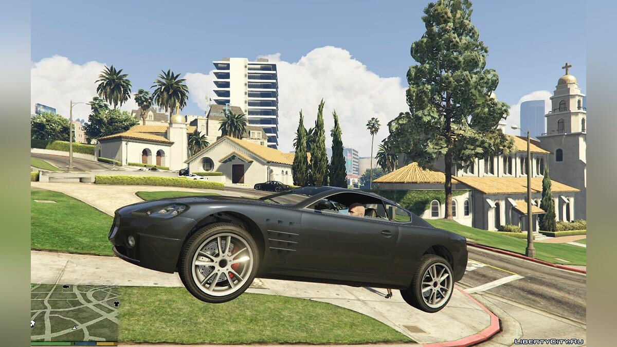 Hydraulics (Hydraulics) for GTA 5 - screenshot #2