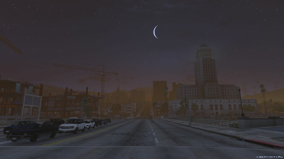 Script mod Blackout for GTA 5