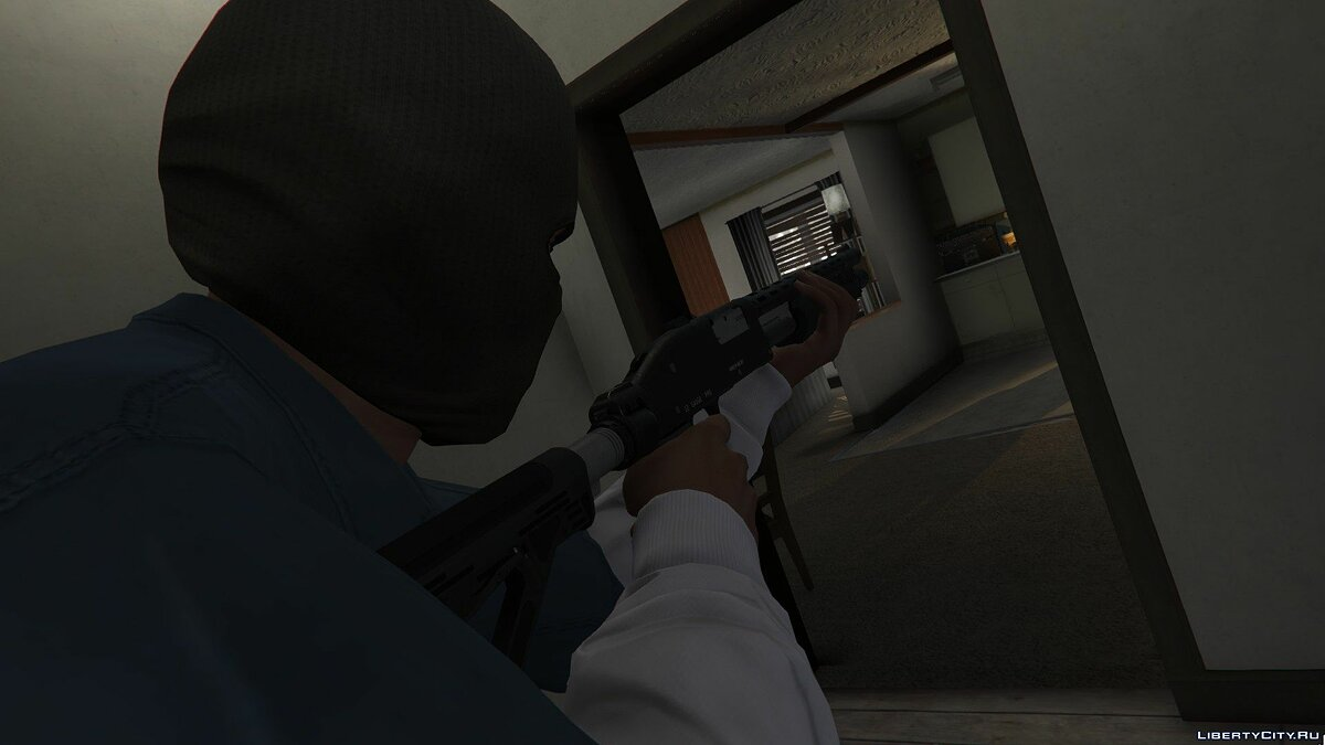Script mod Home Invasion 1.1 for GTA 5