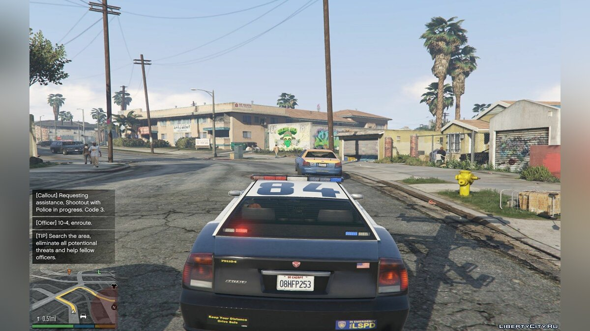 Fashion police 1.0b for GTA 5 - screenshot #4