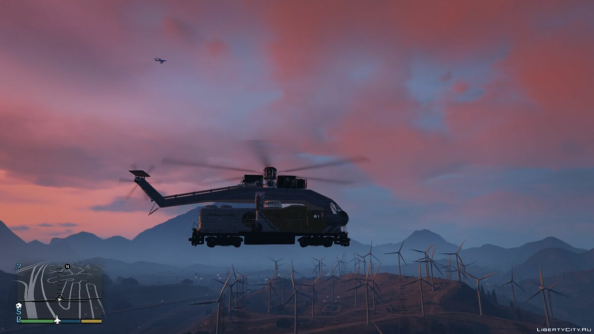 Script mod Working Skylift Magnet [.ASI Version] 1.1 for GTA 5