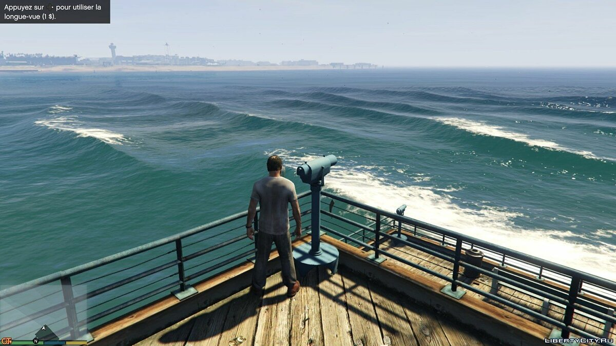 Natural big waves v1.0 for GTA 5 - Картинка #1