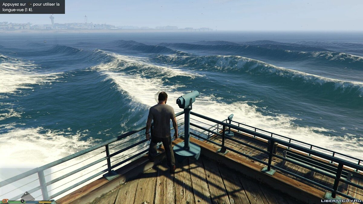 Natural big waves v1.0 for GTA 5 - Картинка #2