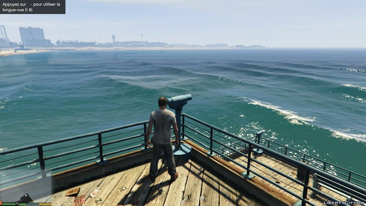Natural big waves v1.0 for GTA 5 - Картинка #4