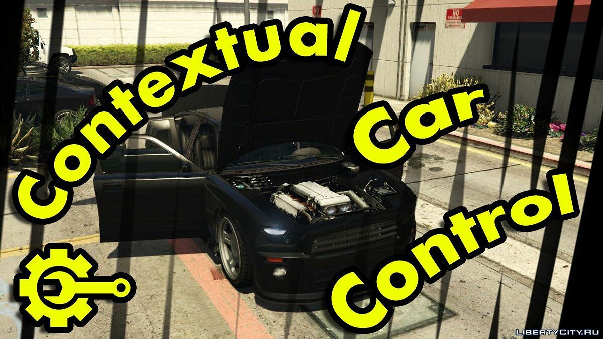 Script mod Contextual Car Control 0.9 for GTA 5