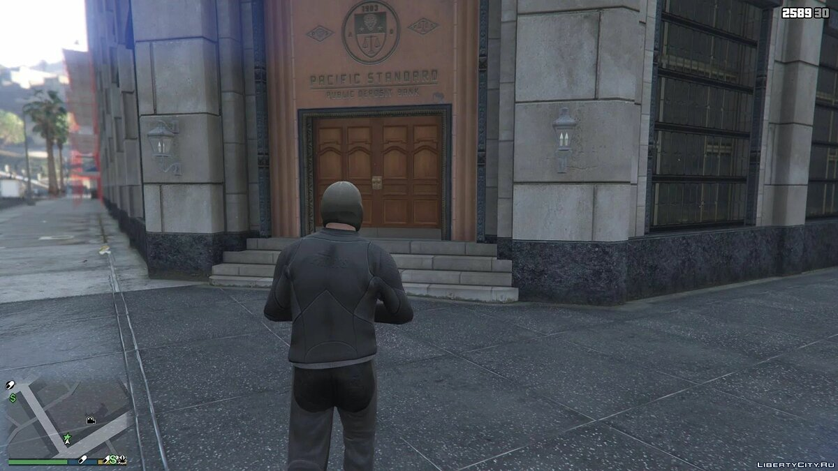 Script mod The ability to rob all ATMs and banks for GTA 5
