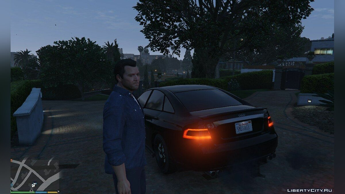 IV Style Exit Vehicle (Engine on / off) 2.0 for GTA 5 - screenshot #3