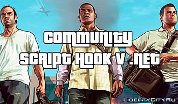 Script editor Community Script Hook V .NET 2.10.3 for GTA 5