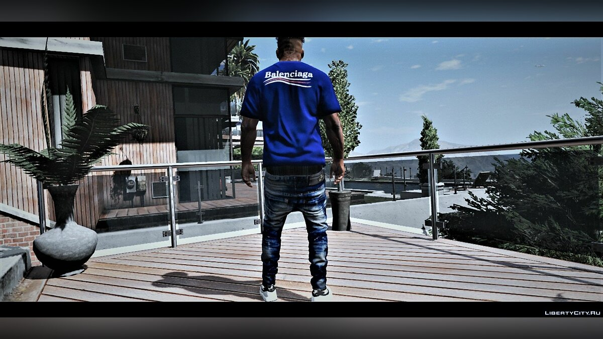 Skin packs Big pack of clothes for GTA 5