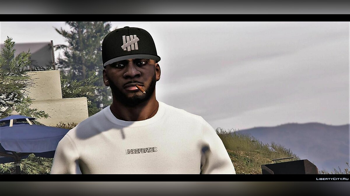 Skin packs Pak clothes UNDEFEATED for GTA 5