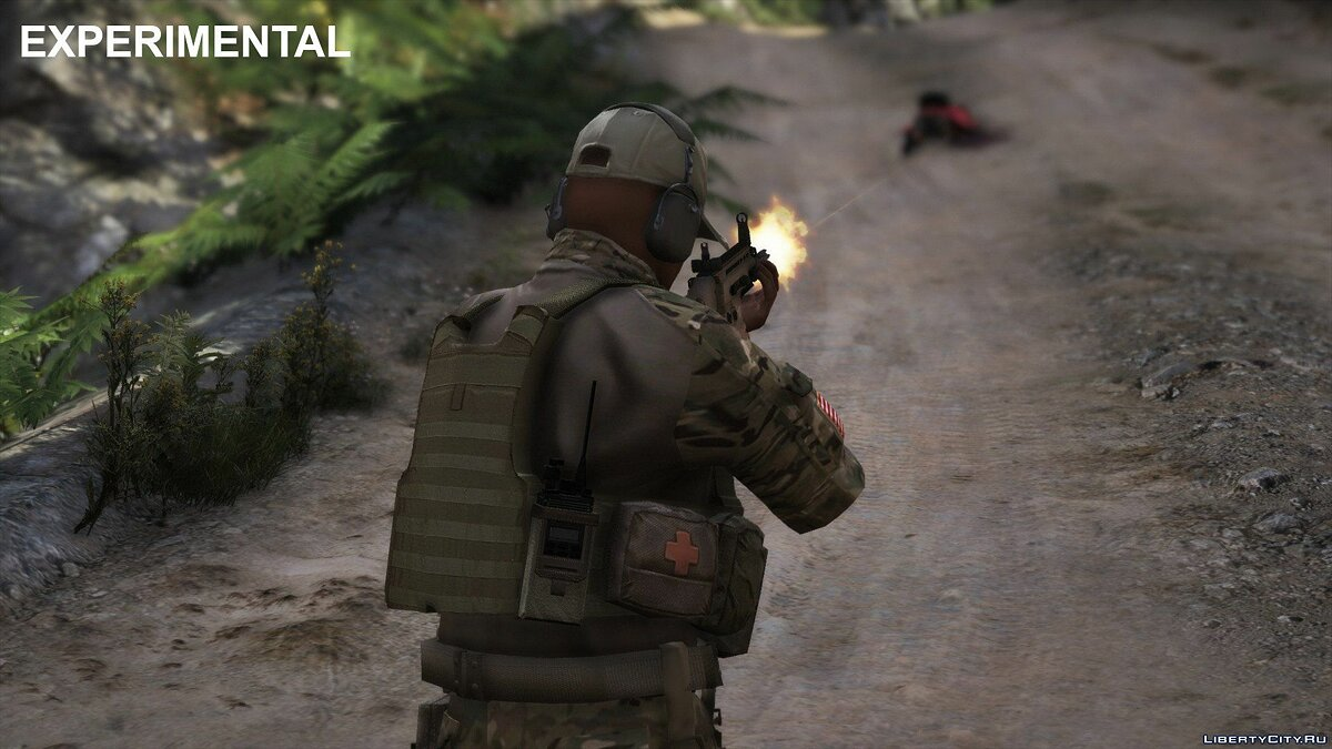 Skin US Special Forces for GTA 5