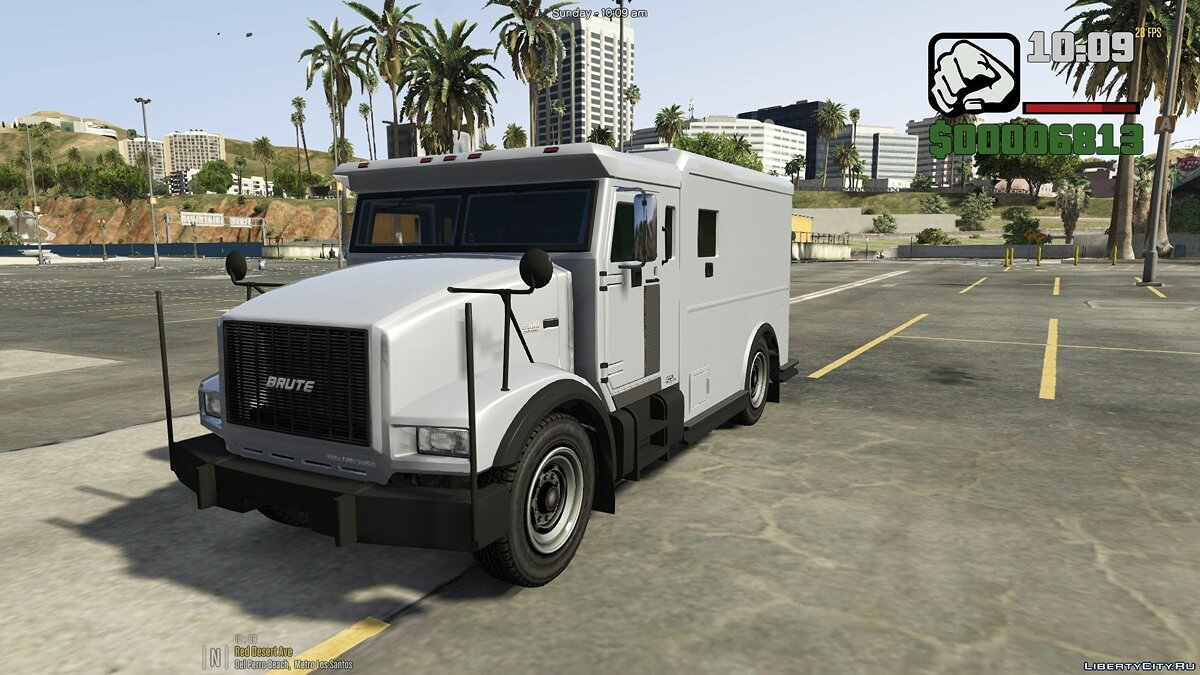 Special Vehicle Civic version of the collection machine [Add-On] for GTA 5