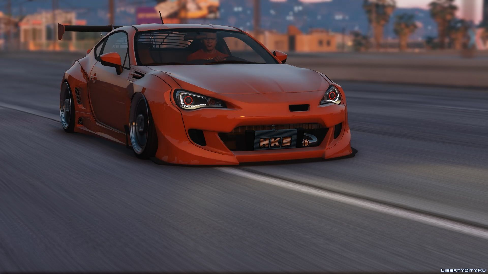 Subaru Brz Rocket Bunny V3 Add On Replace Livery 0 1 For Gta 5