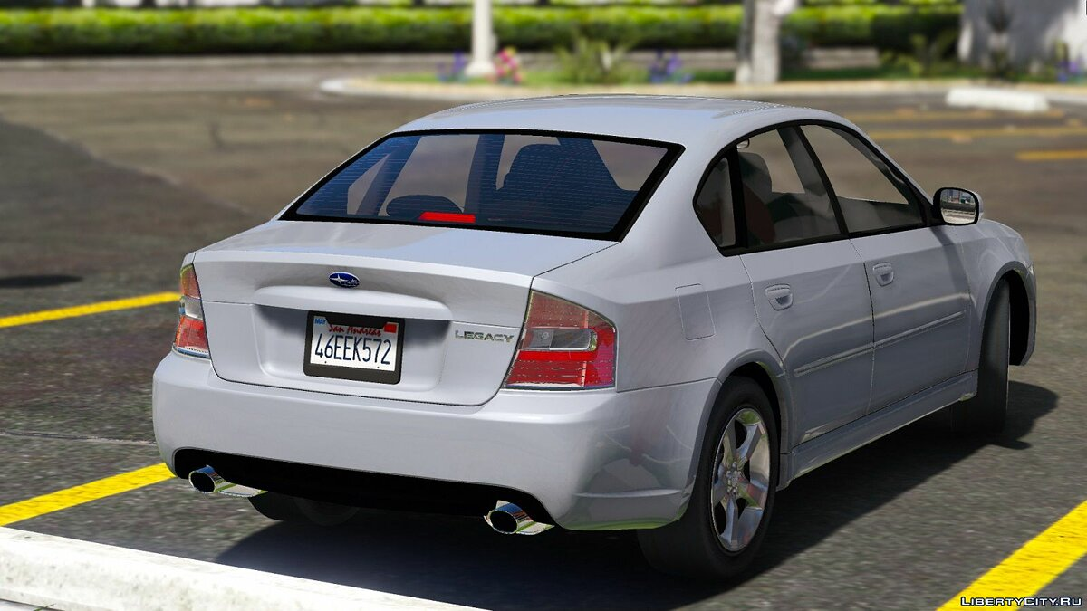 Subaru car 2005 Subaru Legacy [Replace] for GTA 5