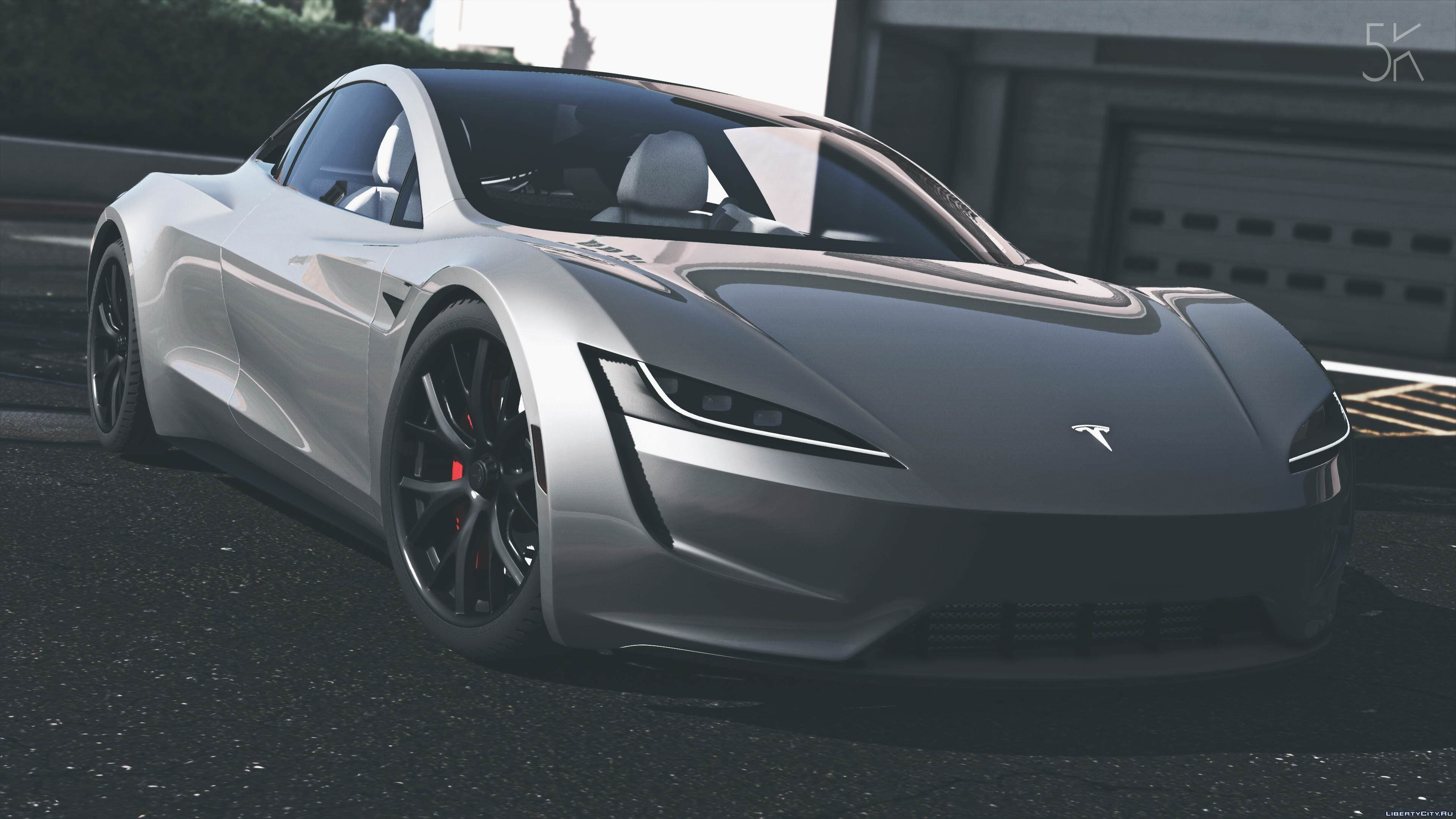 tesla roadster 2020 add on replace auto spoiler 1 0 for gta 5. Black Bedroom Furniture Sets. Home Design Ideas