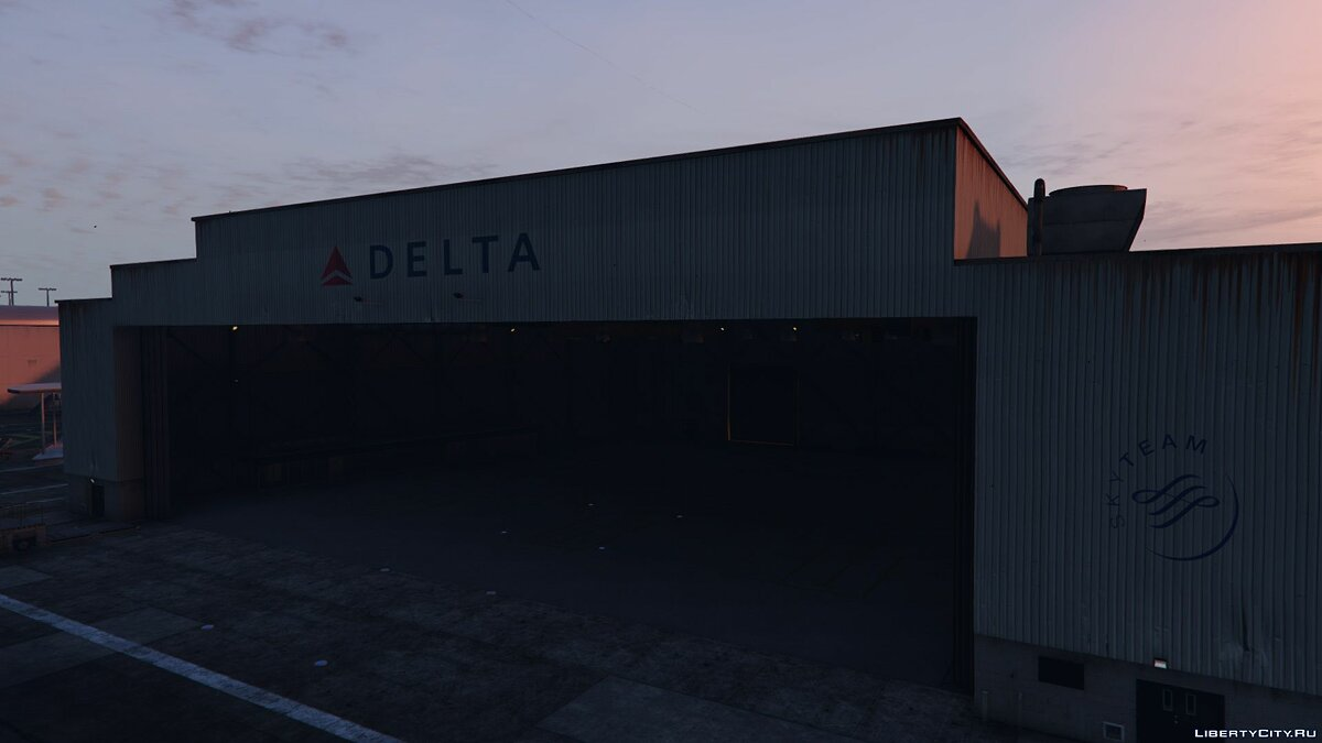 Texture mod Real Airport V [OIV] for GTA 5