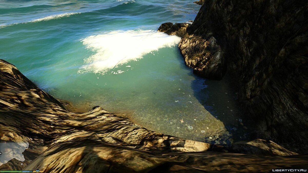 2k Water 1.2 for GTA 5 - screenshot #4