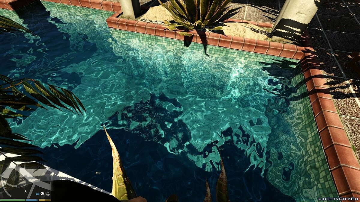 2k Water 1.2 for GTA 5 - screenshot #8