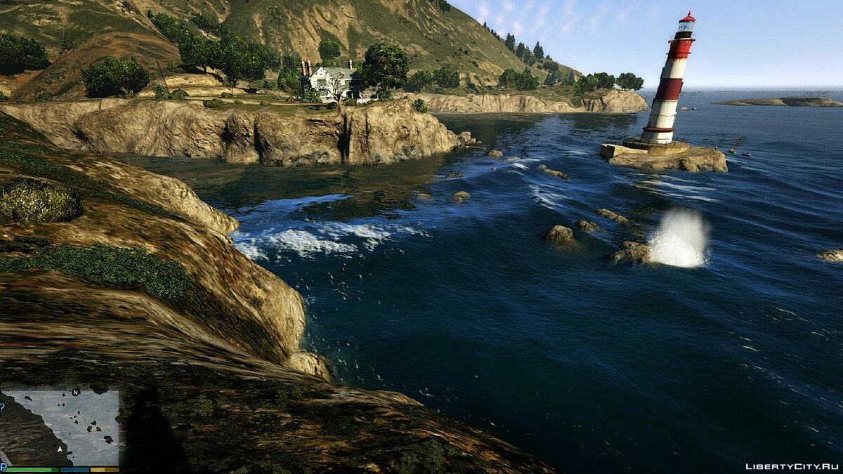 2k Water 1.2 for GTA 5 - screenshot #10