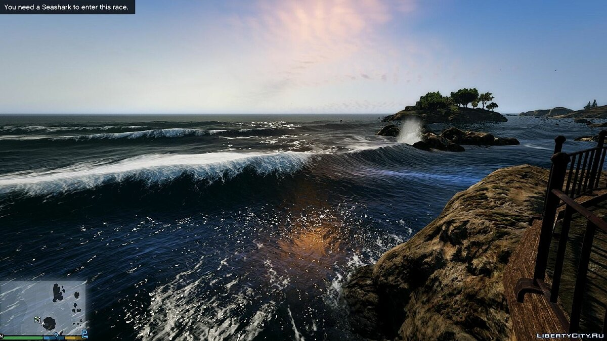 2k Water 1.2 for GTA 5 - screenshot #13
