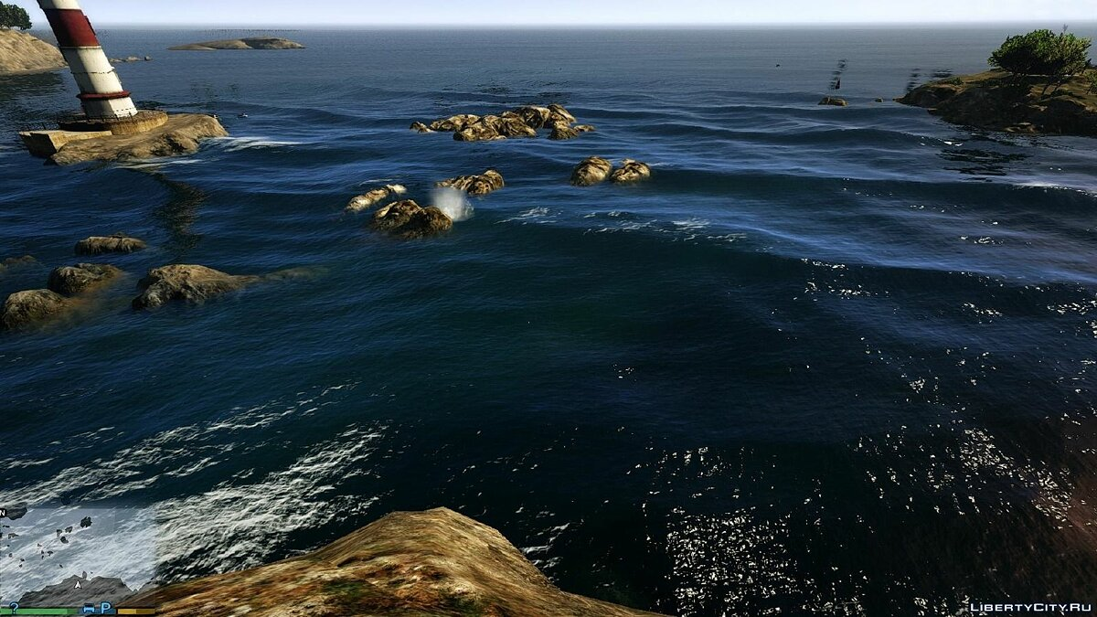 2k Water 1.2 for GTA 5 - screenshot #15