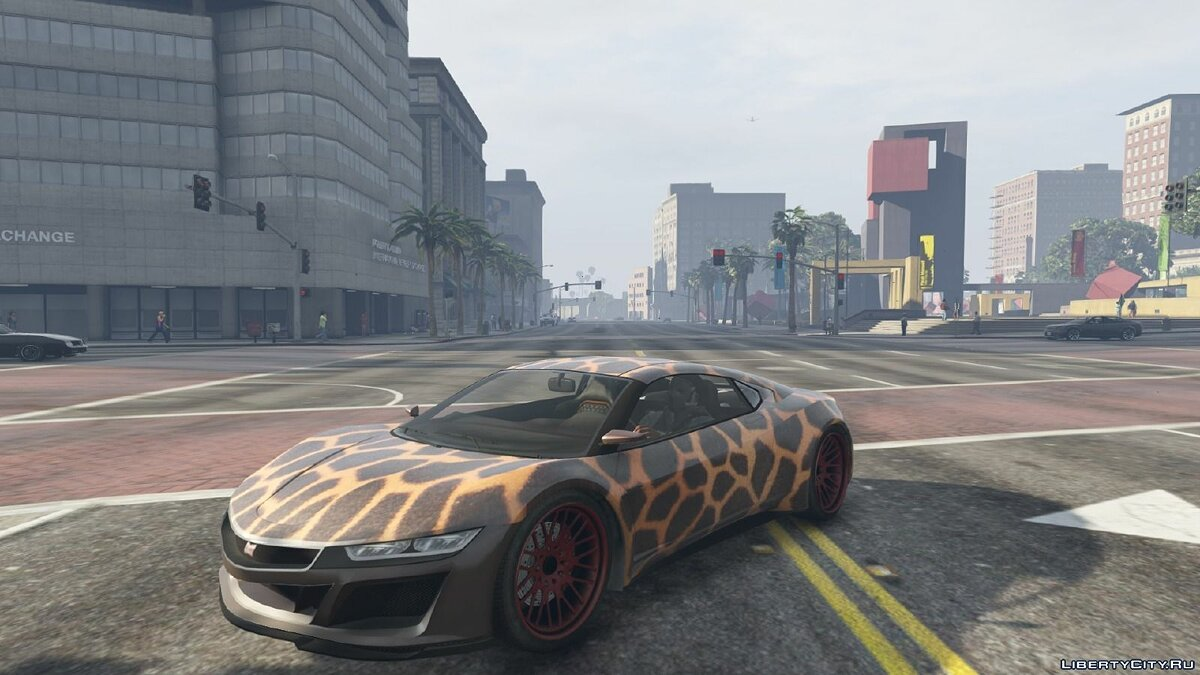 15 Custom Car Textures For Jester for GTA 5 - Картинка #1