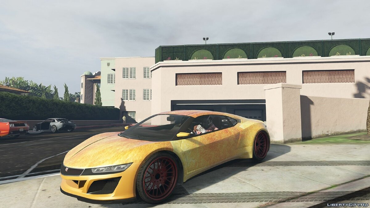 15 Custom Car Textures For Jester for GTA 5 - Картинка #2