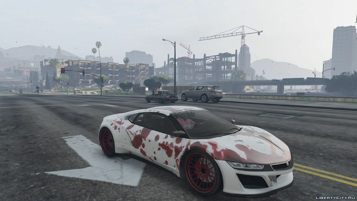 15 Custom Car Textures For Jester for GTA 5 - Картинка #4