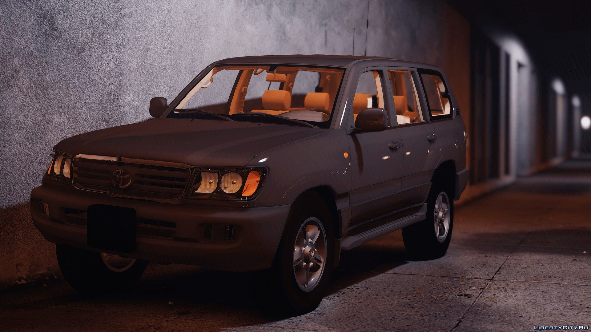 2007 toyota land cruiser replace extra 2 0 for gta 5. Black Bedroom Furniture Sets. Home Design Ideas