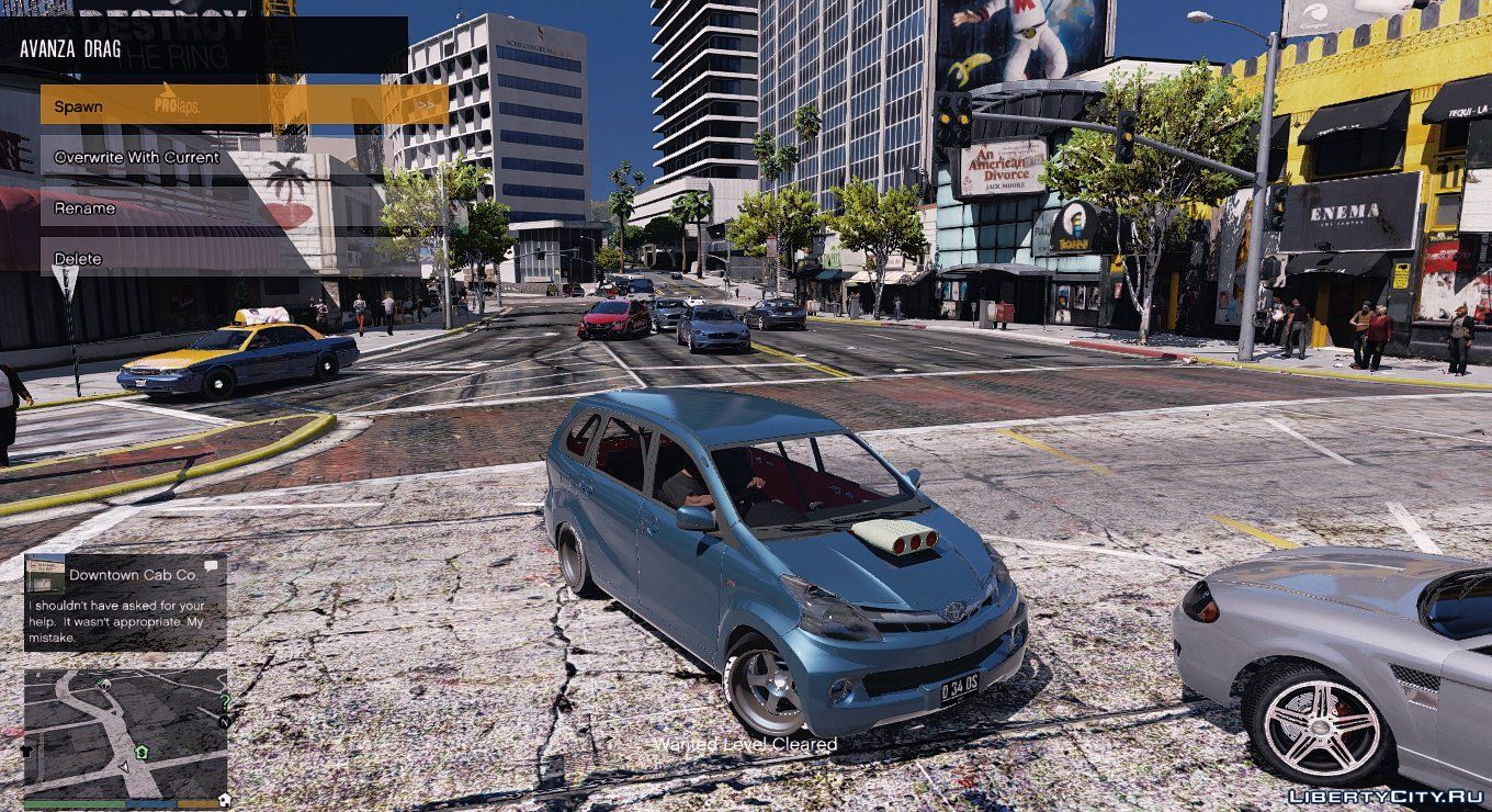 Toyota Avanza V12 Supercharger Replace Alpha For Gta 5