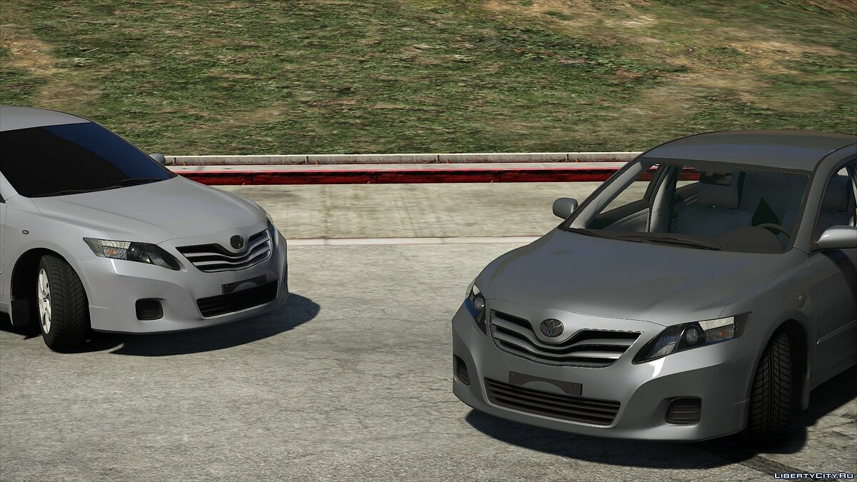 Toyota Camry 2011 GL High Quality 1.0 for GTA 5 - screenshot #8