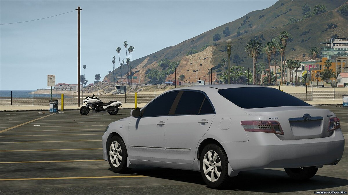 Toyota Camry 2011 GL High Quality 1.0 for GTA 5 - screenshot #2