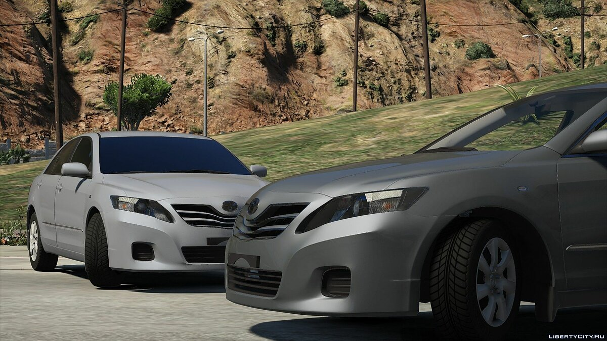 Toyota car Toyota Camry 2011 GL High Quality 1.0 for GTA 5