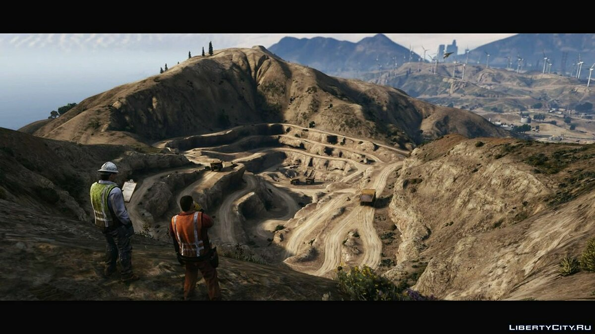 Trailer GTA 5 for PC, Xbox One and PS4 (HD, 1080p) for GTA 5 - screenshot #3