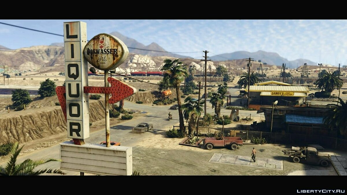 Trailer GTA 5 for PC, Xbox One and PS4 (HD, 1080p) for GTA 5 - screenshot #4