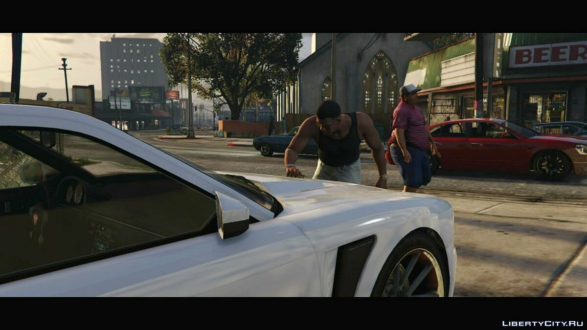Trailer GTA 5 for PC, Xbox One and PS4 (HD, 1080p) for GTA 5 - screenshot #5