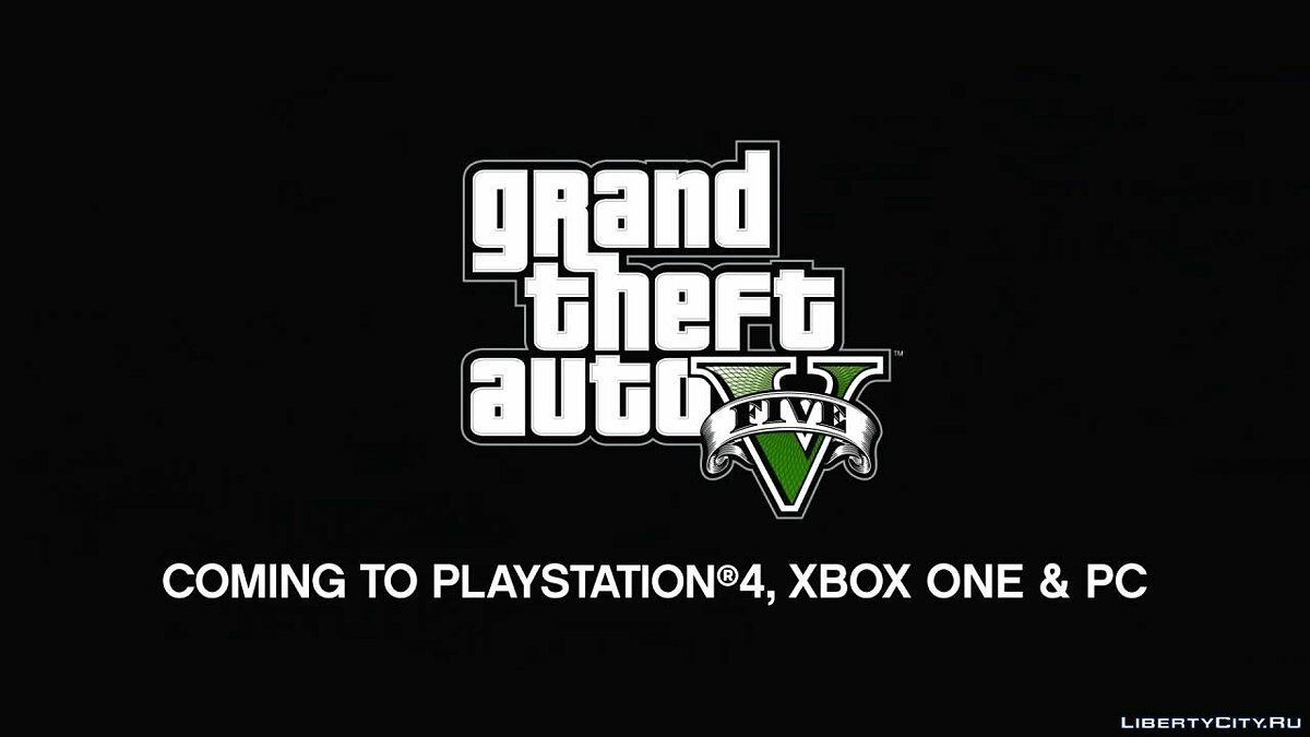 Trailer GTA 5 for PC, Xbox One and PS4 (HD, 1080p) for GTA 5