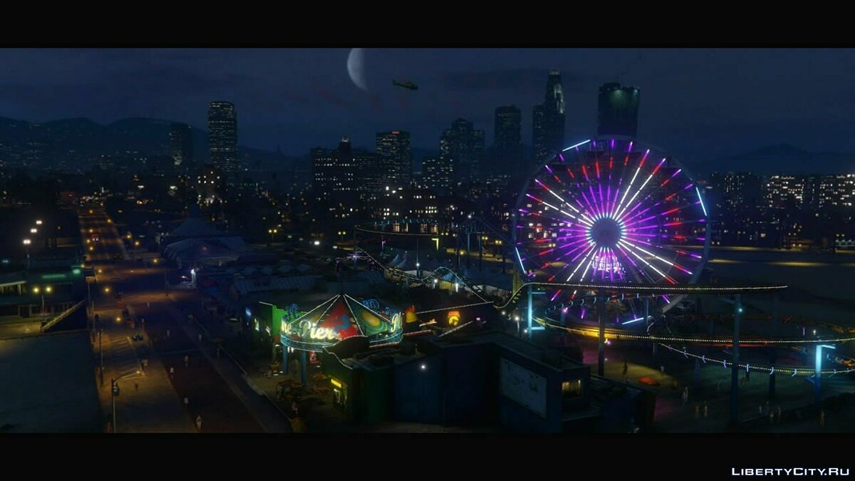 Trailer GTA 5 for PC, Xbox One and PS4 (HD, 1080p) for GTA 5 - screenshot #7