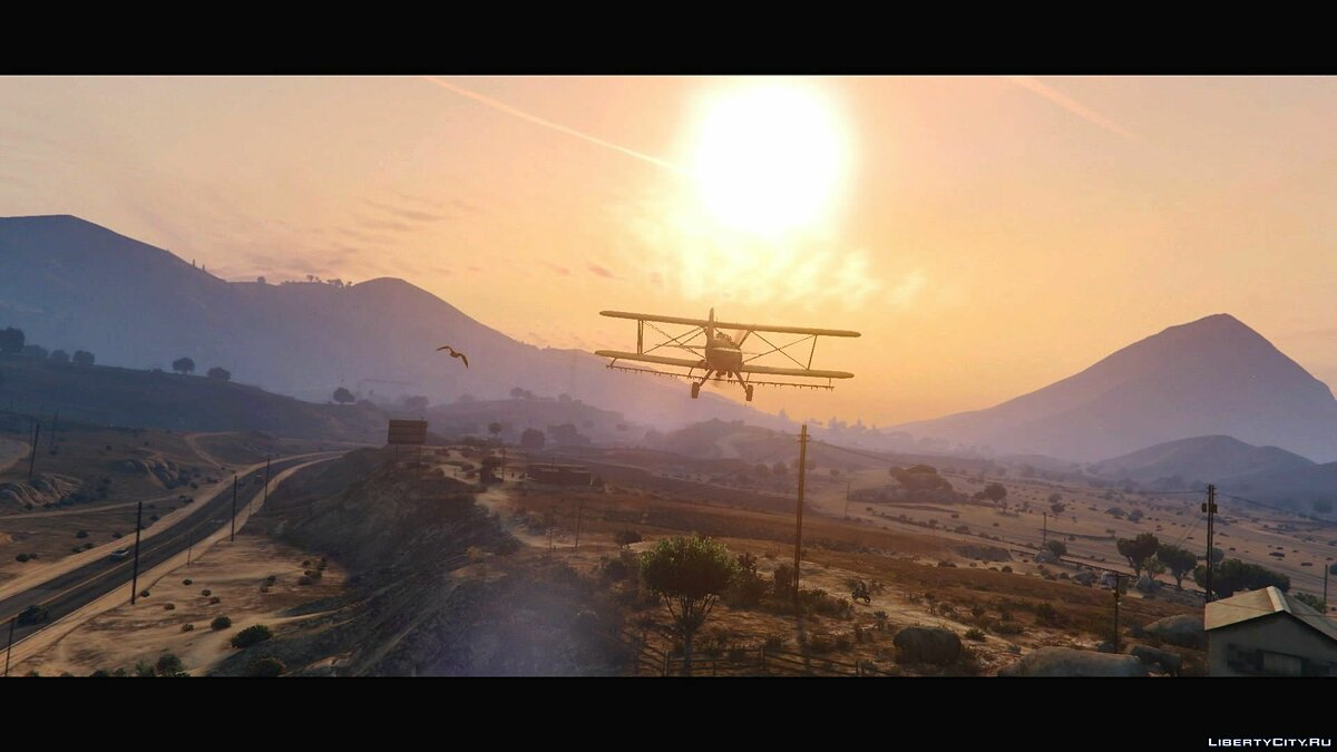 Trailer Trailer output for PS4 and Xbox One (1080p) for GTA 5