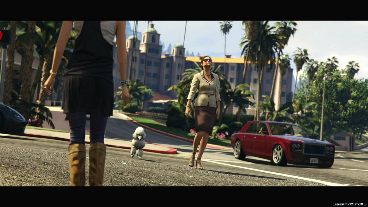 Trailer output for PS4 and Xbox One (1080p) for GTA 5 - screenshot #10