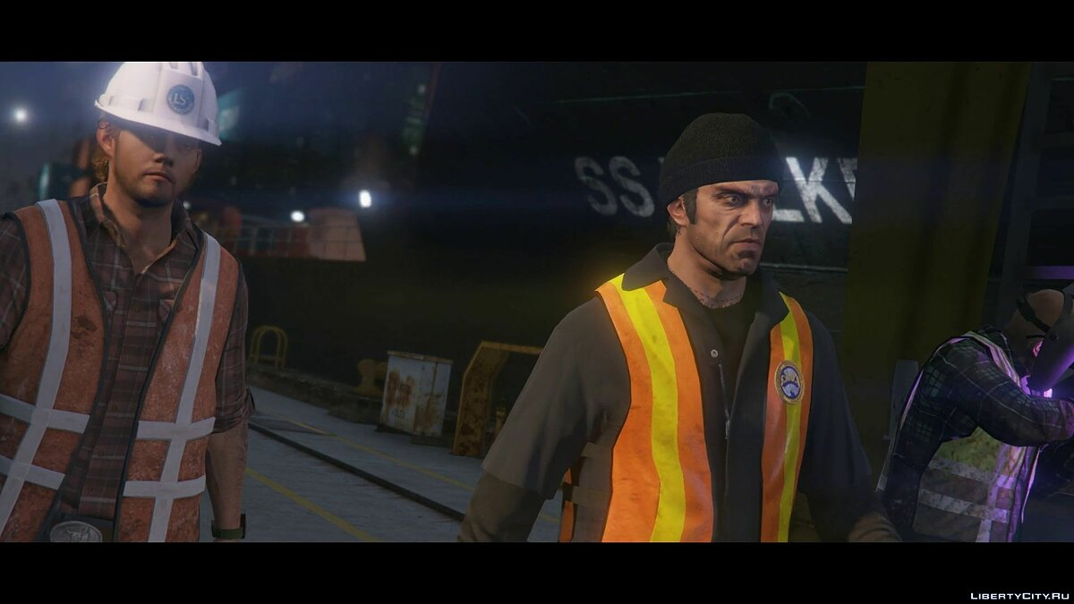 Trailer Trailer GTA 5 for PC (1080p, 60fps) for GTA 5