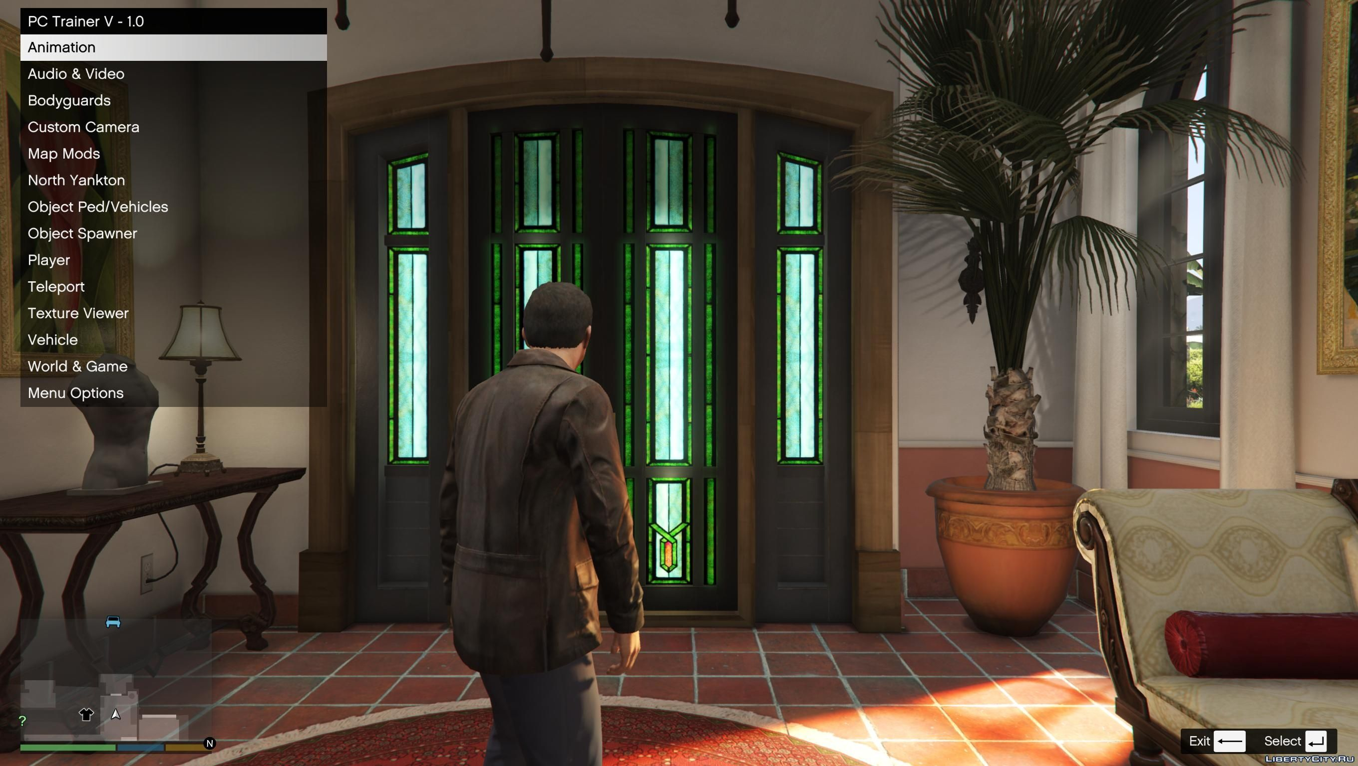 PC Trainer V (Official) 1 2 1 - Universal Trainer for GTA 5