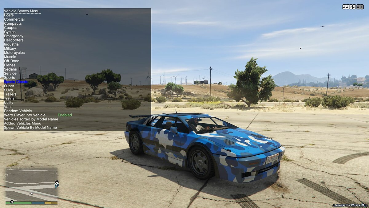 Trainer Simple Trainer for GTA V 5.4 for GTA 5