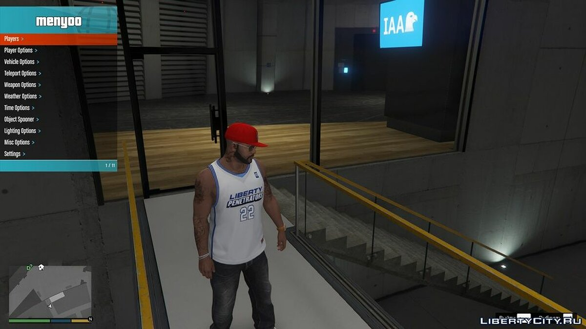 Trainer Menyoo PC [Single-Player Trainer Mod] v0.9998771b for GTA 5